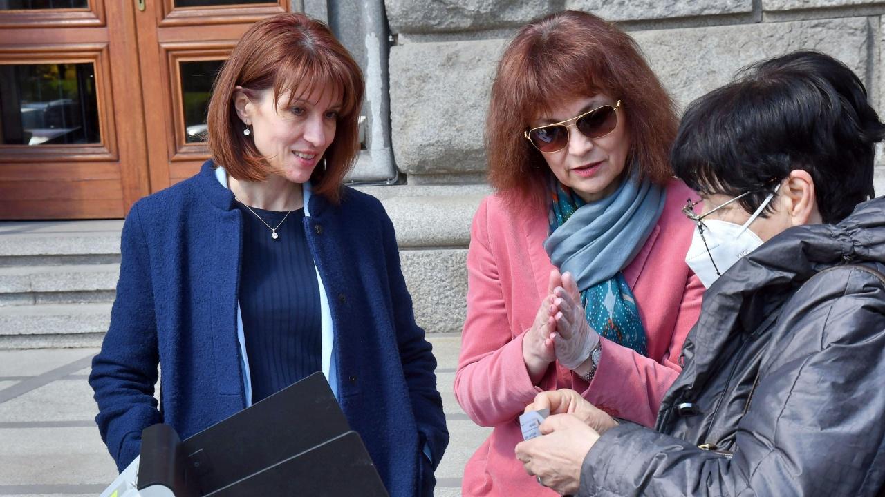 Камелия Нейкова посочи кои ще са приоритетите на новата ЦИК