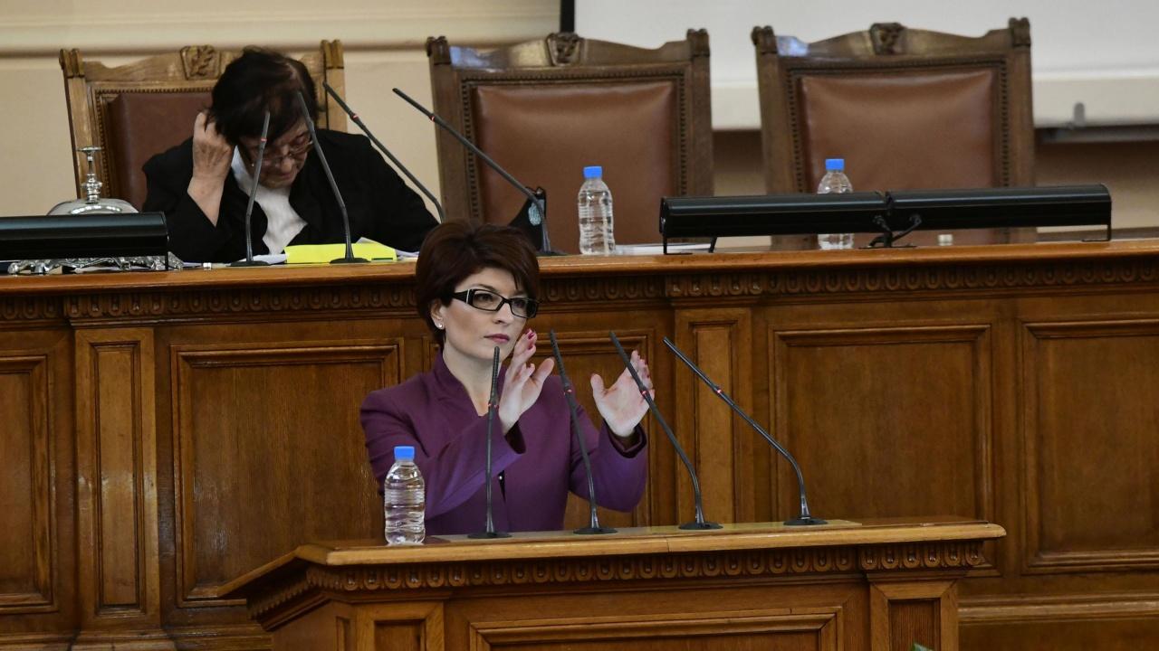 Десислава Атанасова: Готви се кражба на изборите