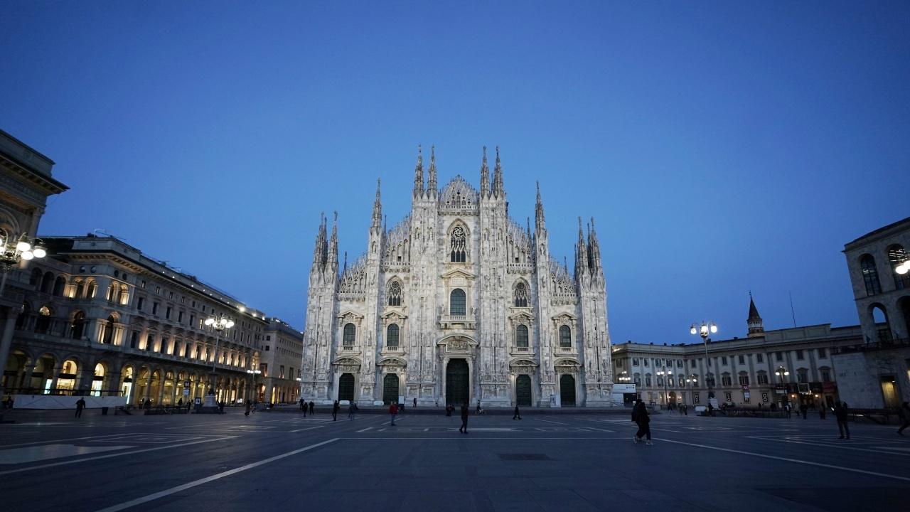 Италия отчита известен спад при новозаразените и починали от COVID-19 за денонощието