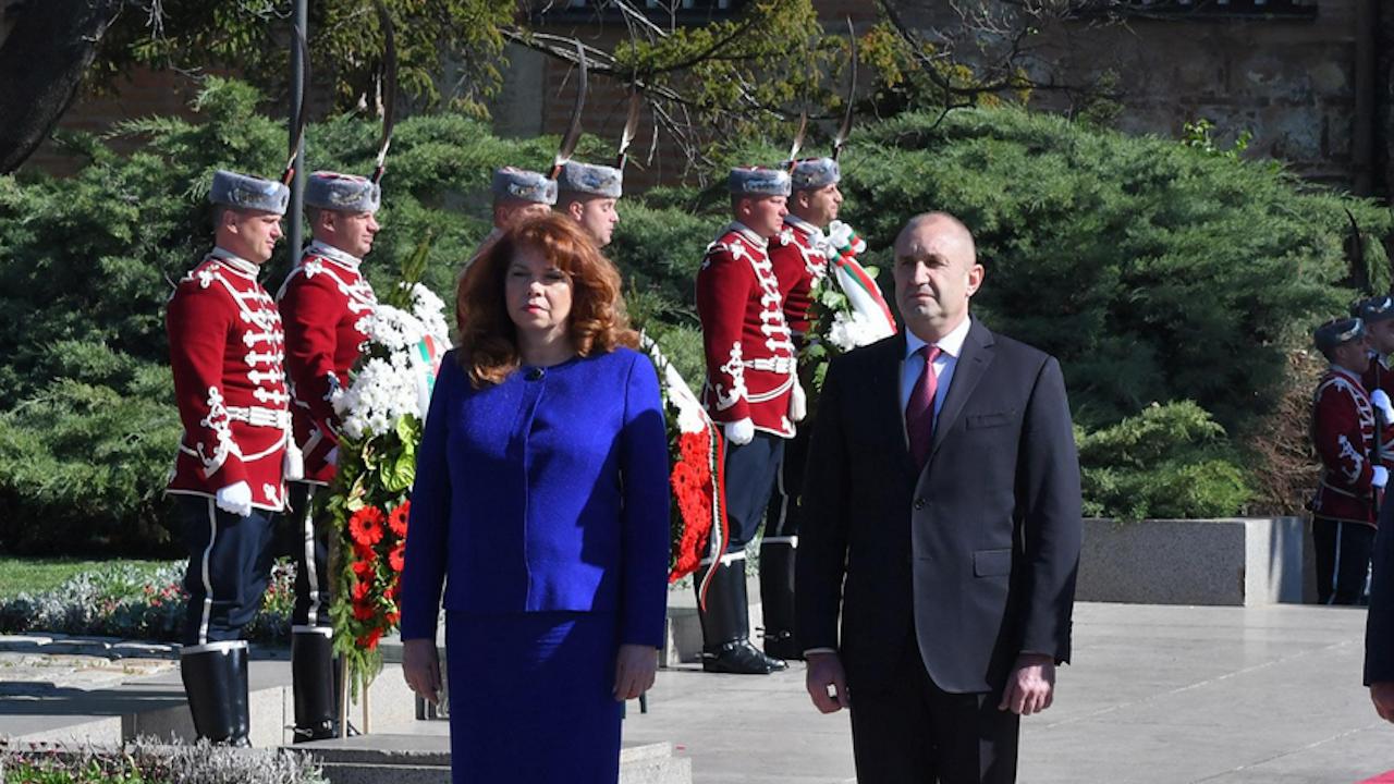 Румен Радев и Илияна Йотова ще участват в тържественото отбелязване на Деня на Европа - 9 май