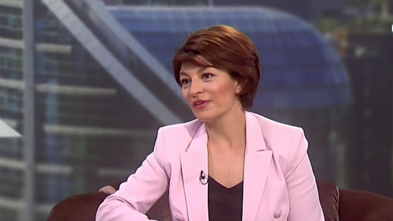 Десислава Атанасова: 45-то НС си отива безславно, без да е изпълнило нито една от заявките към обществото