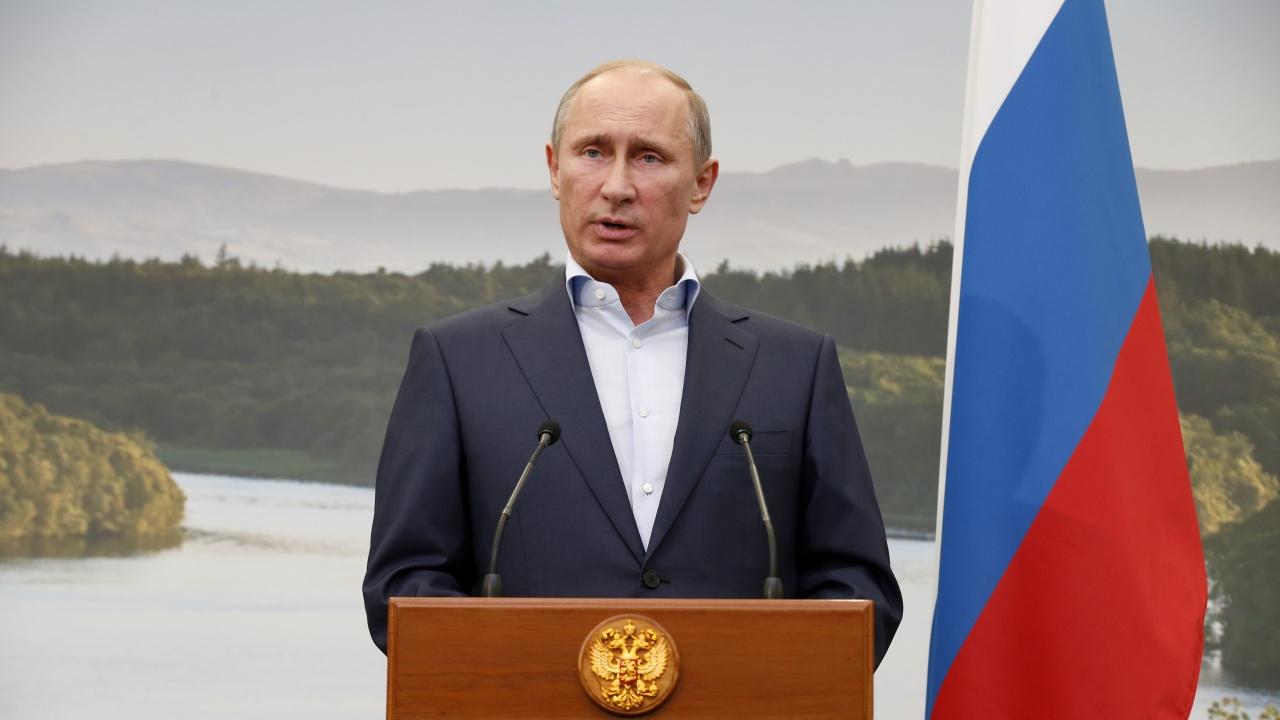 Владимир Путин: Русия ще защитава твърдо интересите си