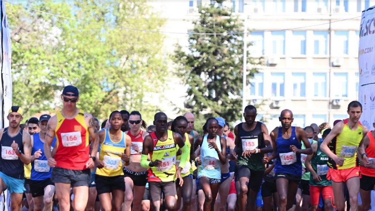Трагедия беляза маратона във Варна