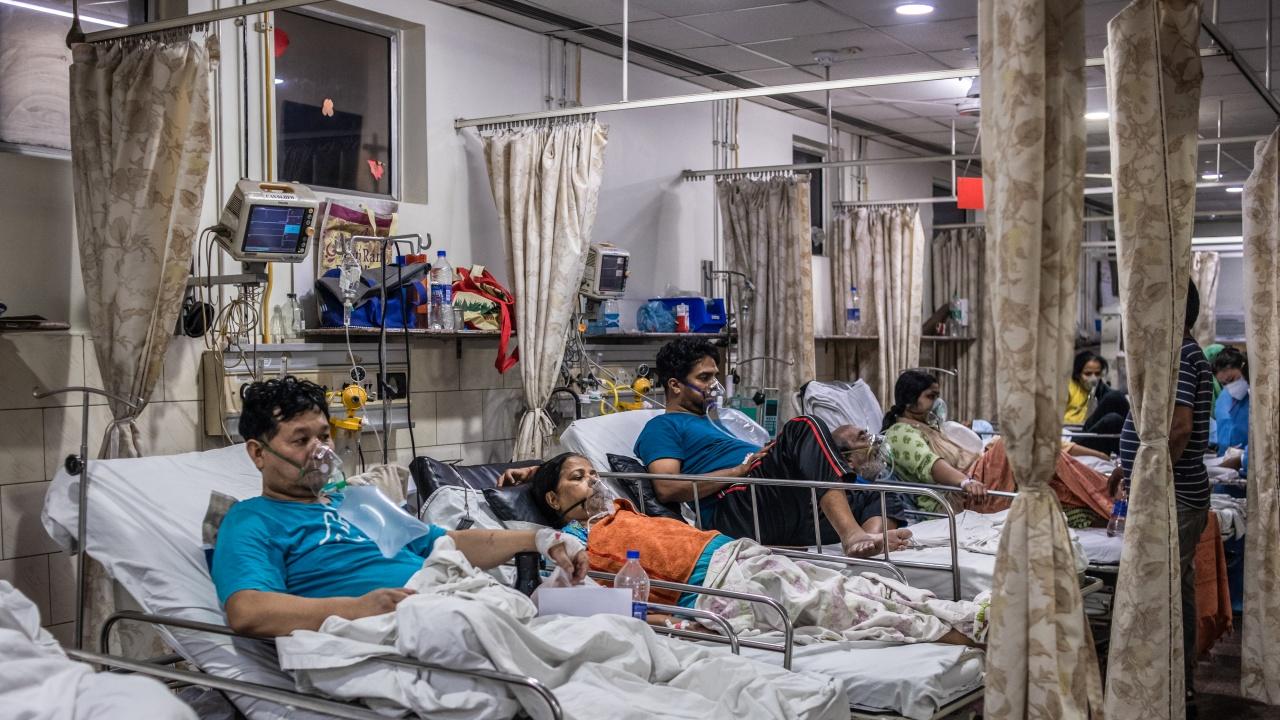 Лекари в Индия решават кой да бъде спасен и кой не