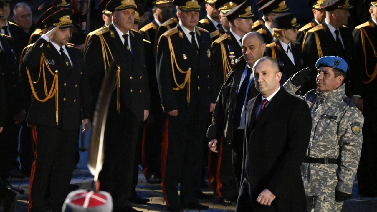 Президентът Румен Радев ще посети град Бяла черква