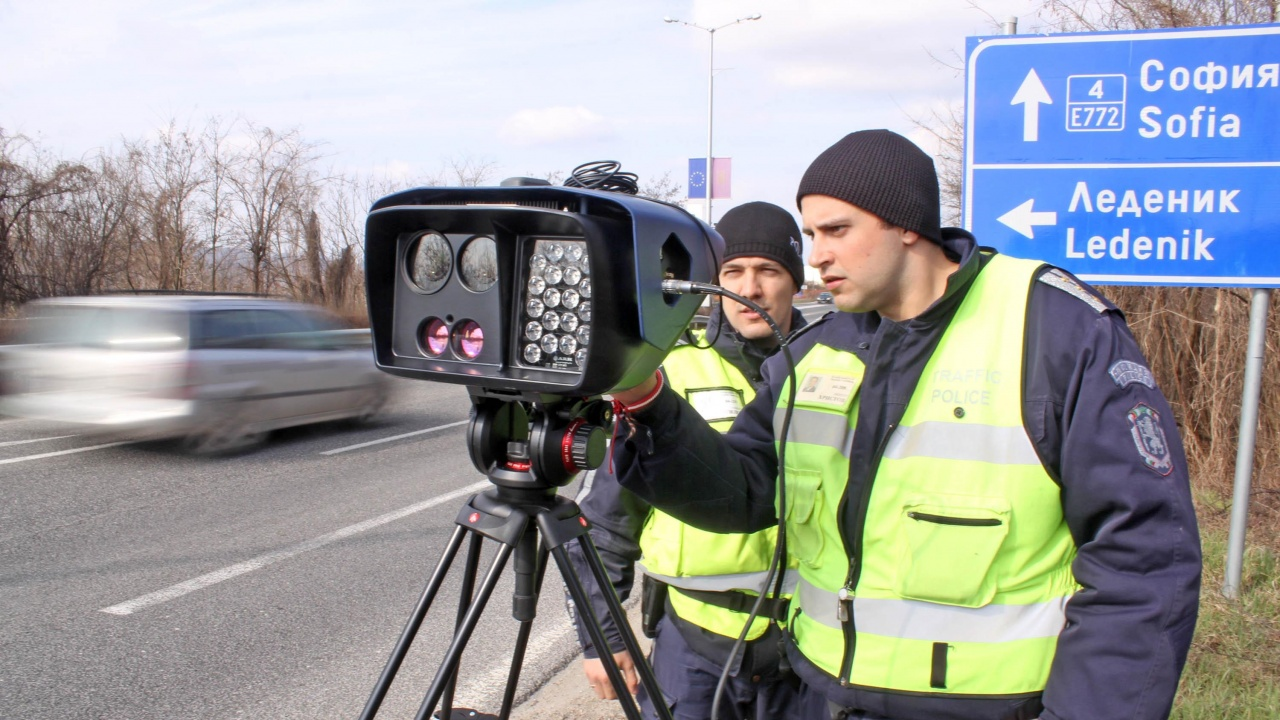 Пътна полиция обяви началото на нова операция, която започва още от днес