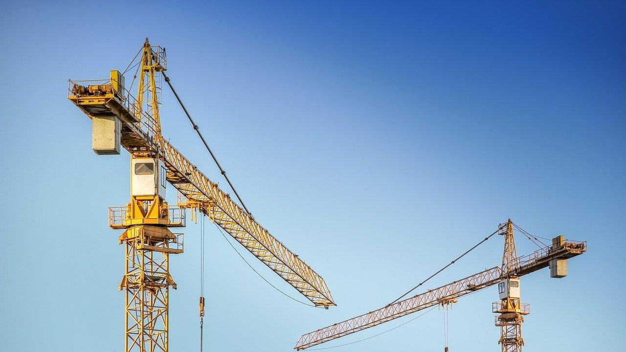 НСИ: Строителството е с ръст 1,2 на сто на месечна база и с 11,2 на сто на годишна база