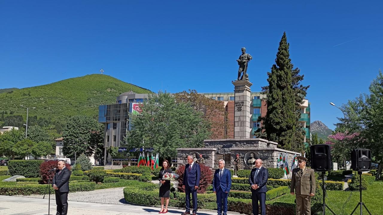 В Сливен почетоха паметта на Хаджи Димитър