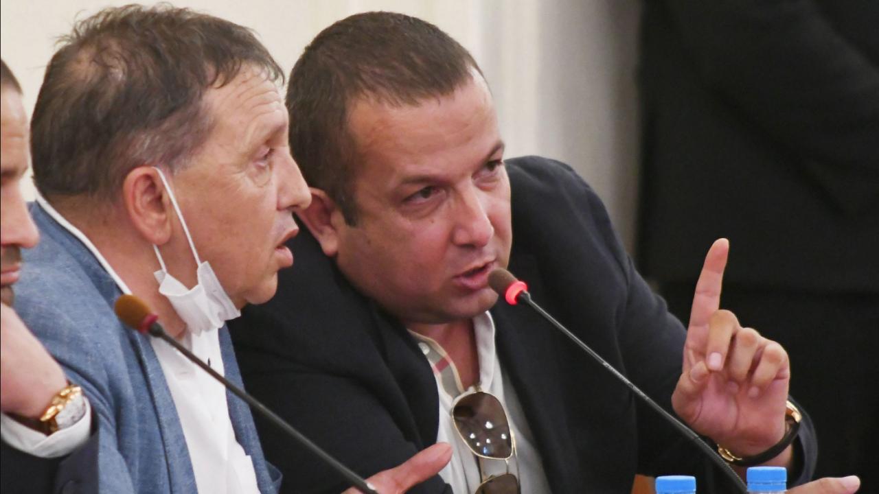 И НАП започва проверка на данните, изнесени от Иван Ангелов и Светослав Илчовски