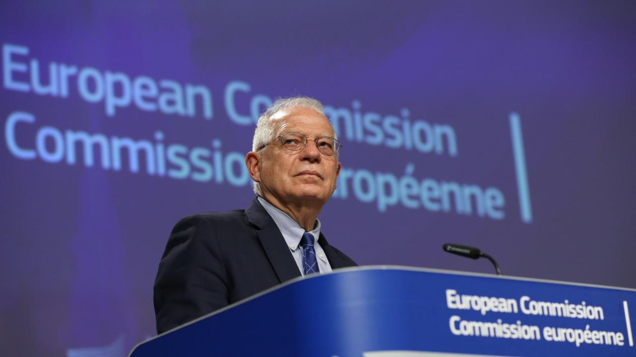 Жозеп Борел: ЕС няма намерение да разделя преговорите със Скопие и Тирана