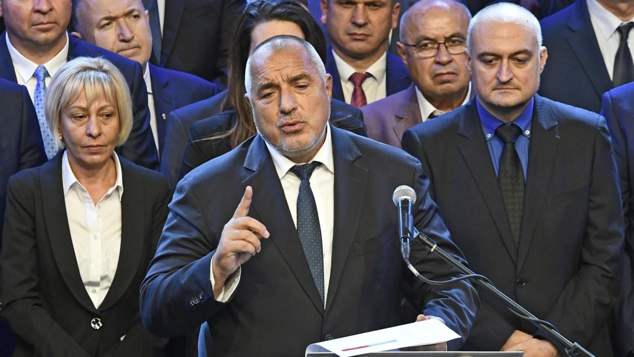 НА ЖИВО: Борисов подхвана реформата в ГЕРБ, знакови лица се разделят с постовете си