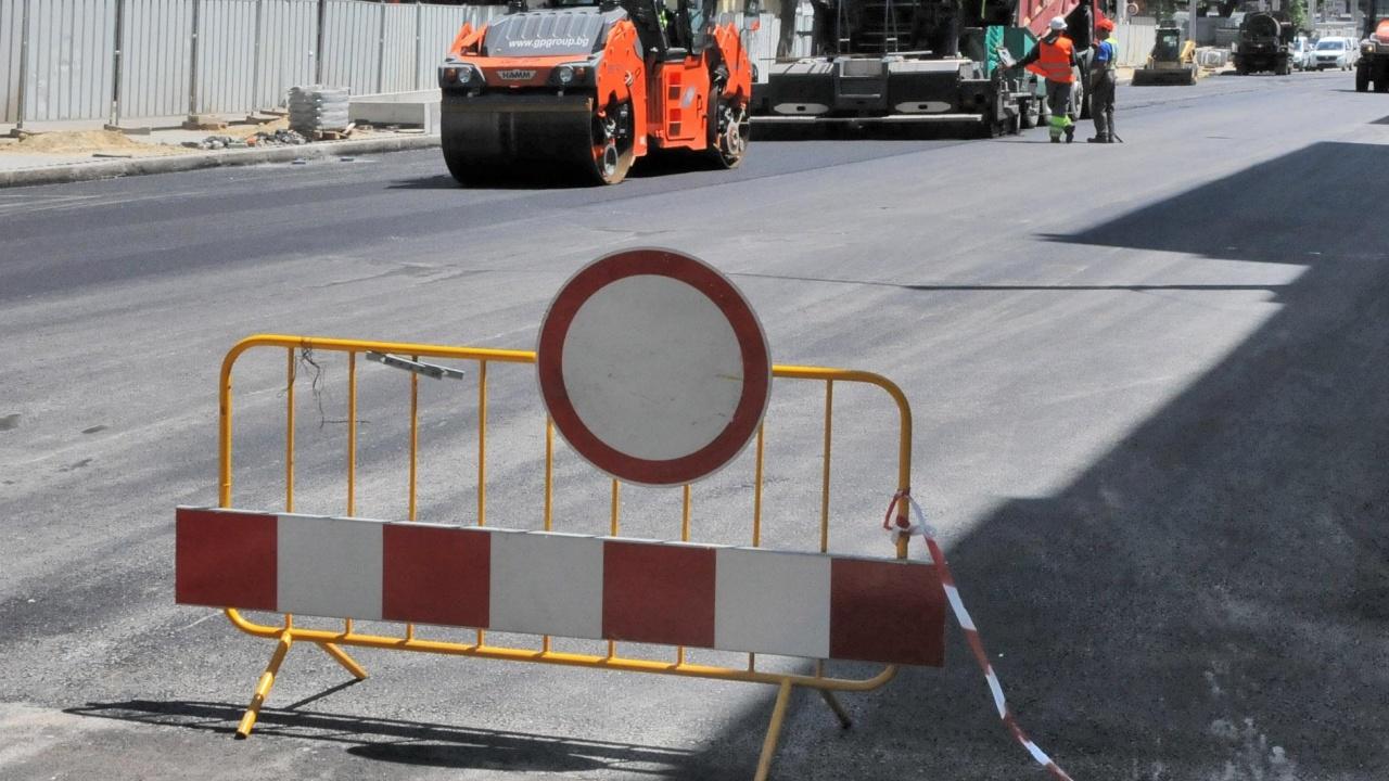 """Утре започва ремонт между жп гара """"Владая"""" и пътен възел """"Даскалово"""""""