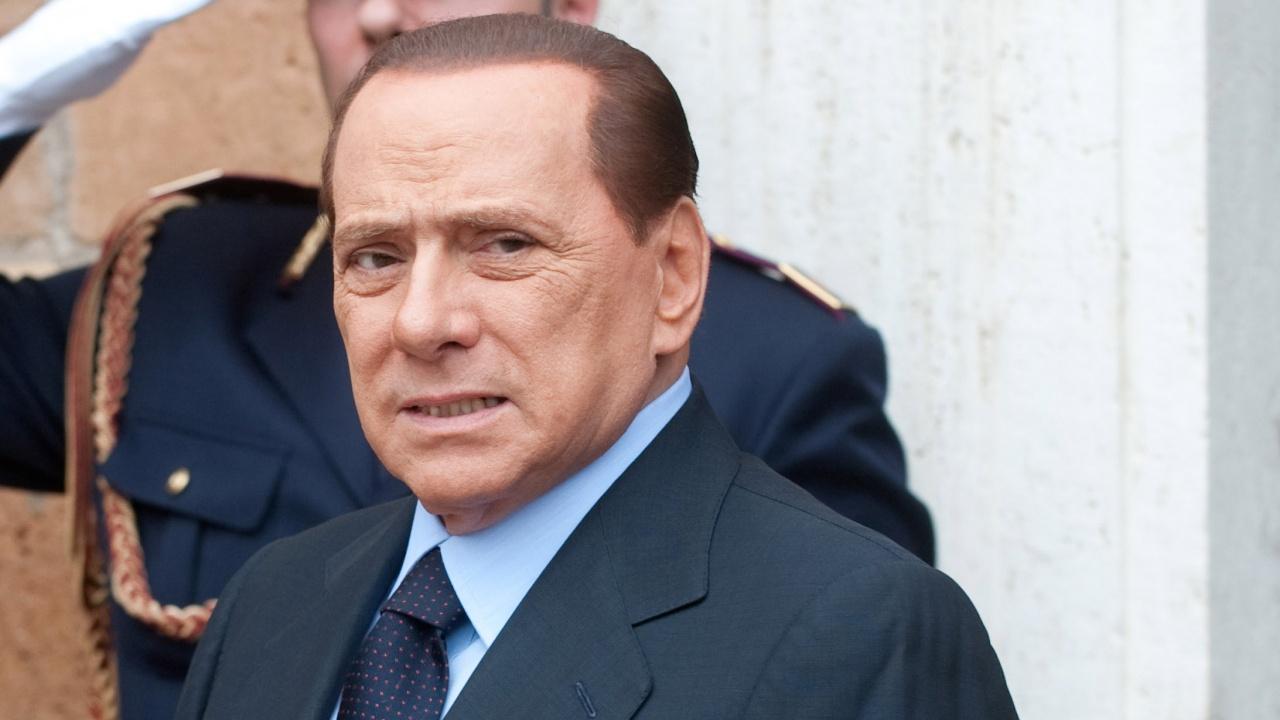 Пак хоспитализираха Силвио Берлускони