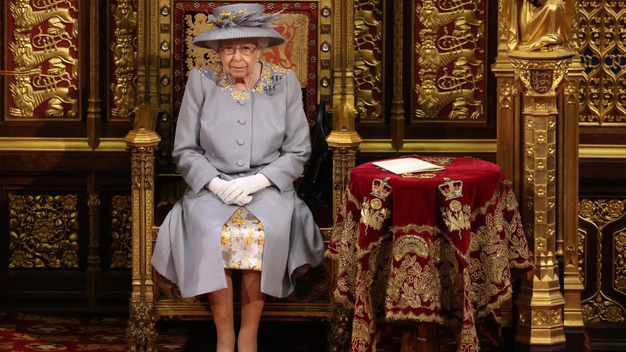Британската кралица Елизабет Втора открои законодателните приоритети на правителството