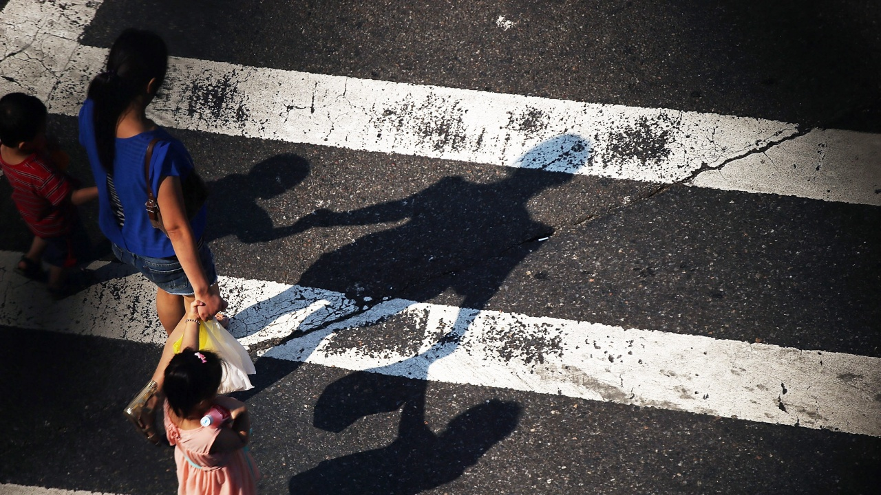 Шофьор блъсна дете и избяга