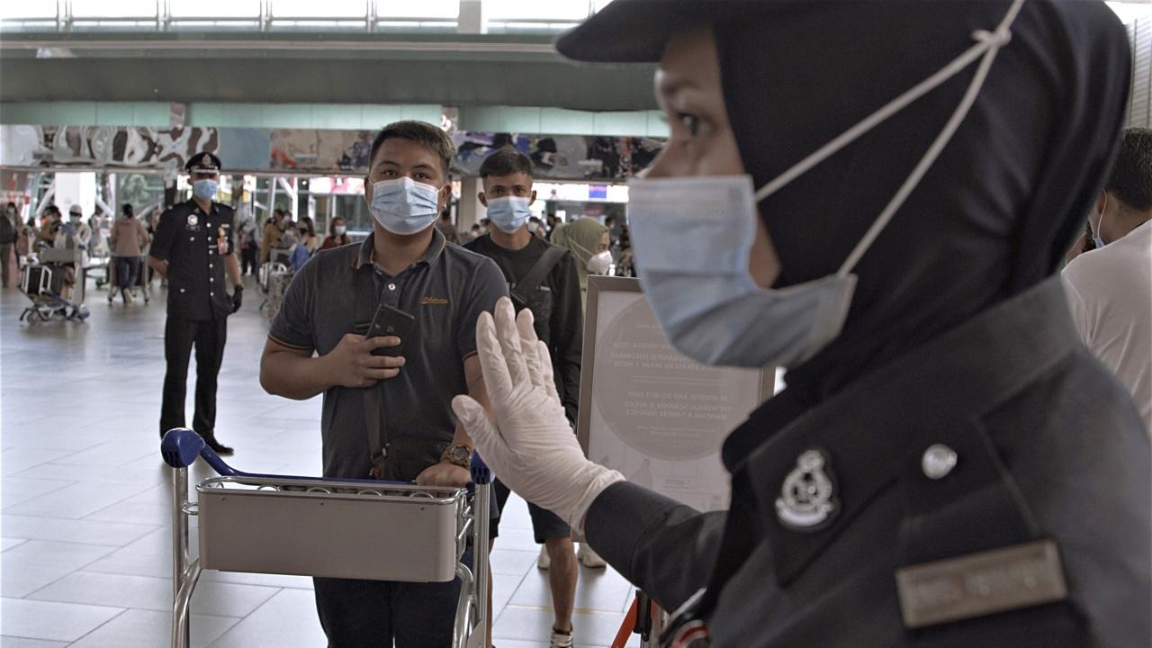 Малайзия отново е под карантина