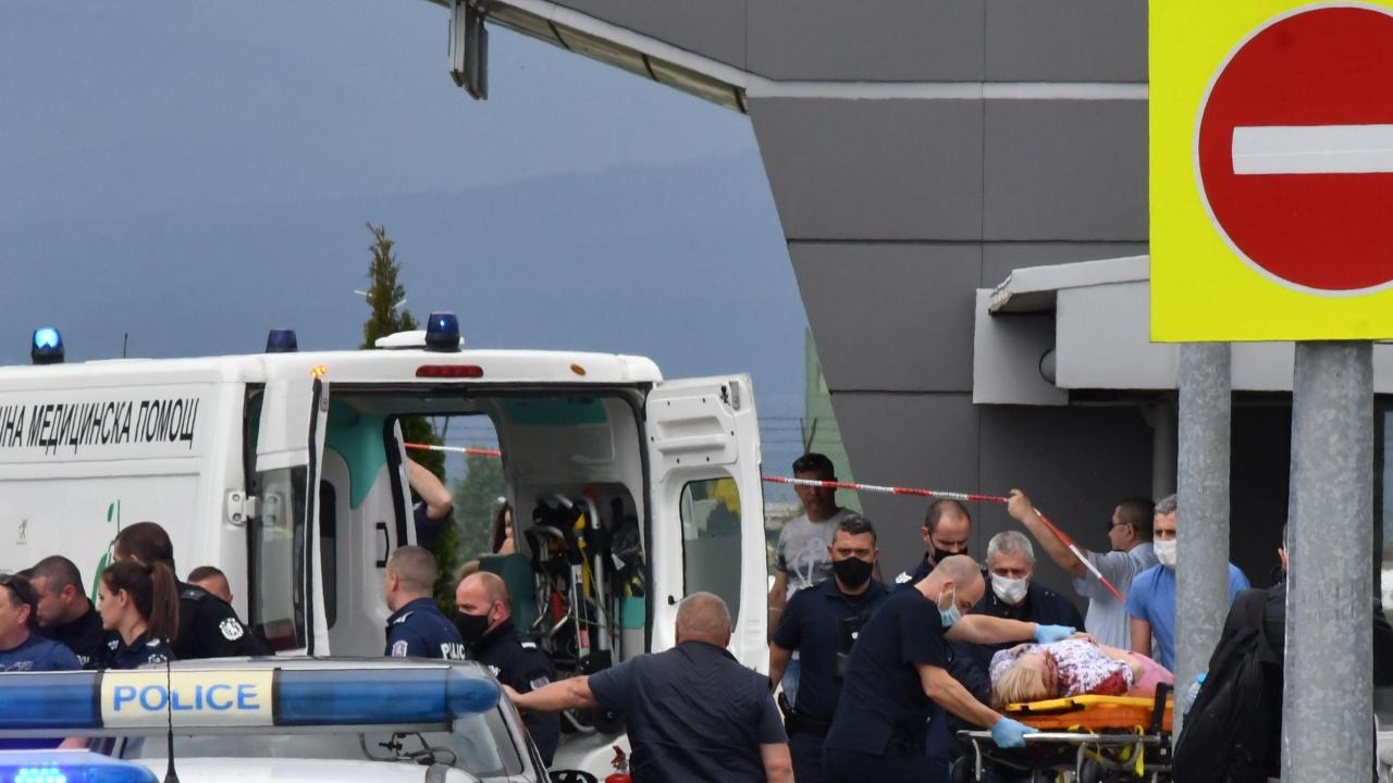 """От """"Св. Анна"""" разкриха какво е състоянието на простреляната в метрото жена"""