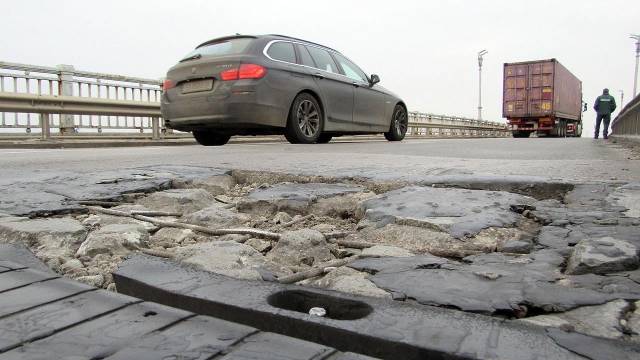 Пренасочват движението по Дунав мост 2 заради планови ремонти от утре
