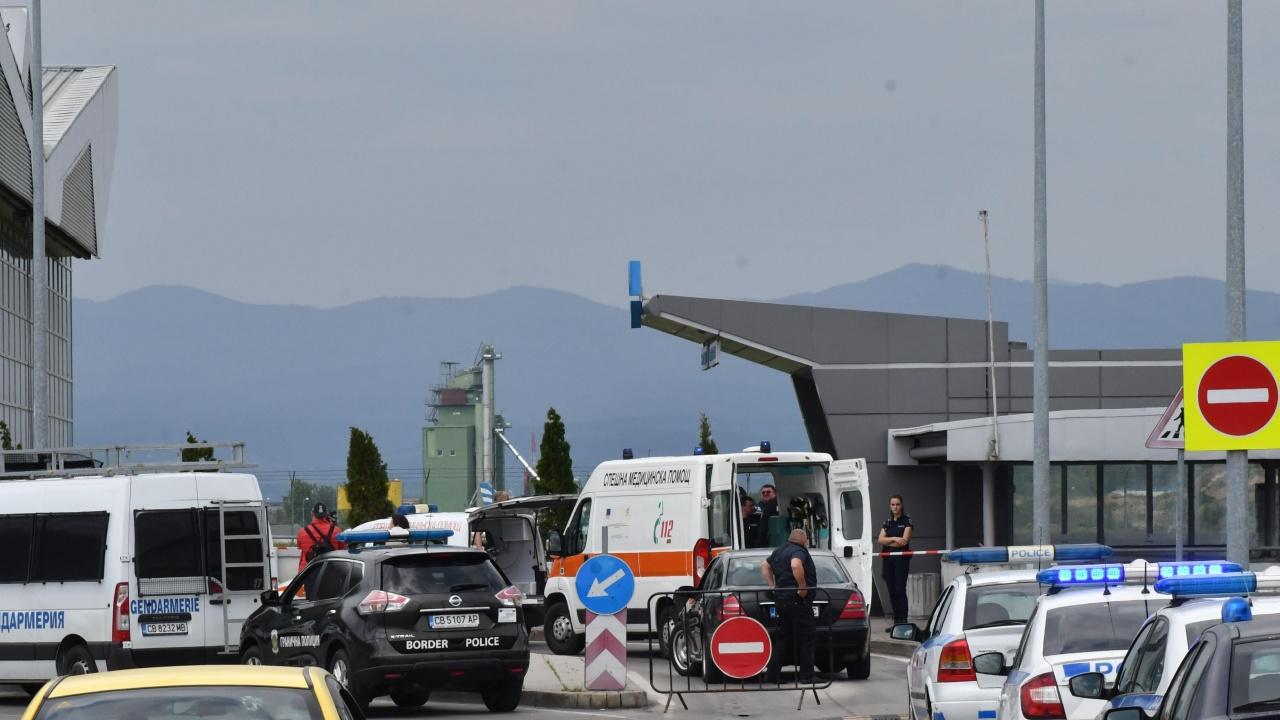 """Охранител е предполагаемият стрелец от метрото, действал е със законен """"Макаров"""""""