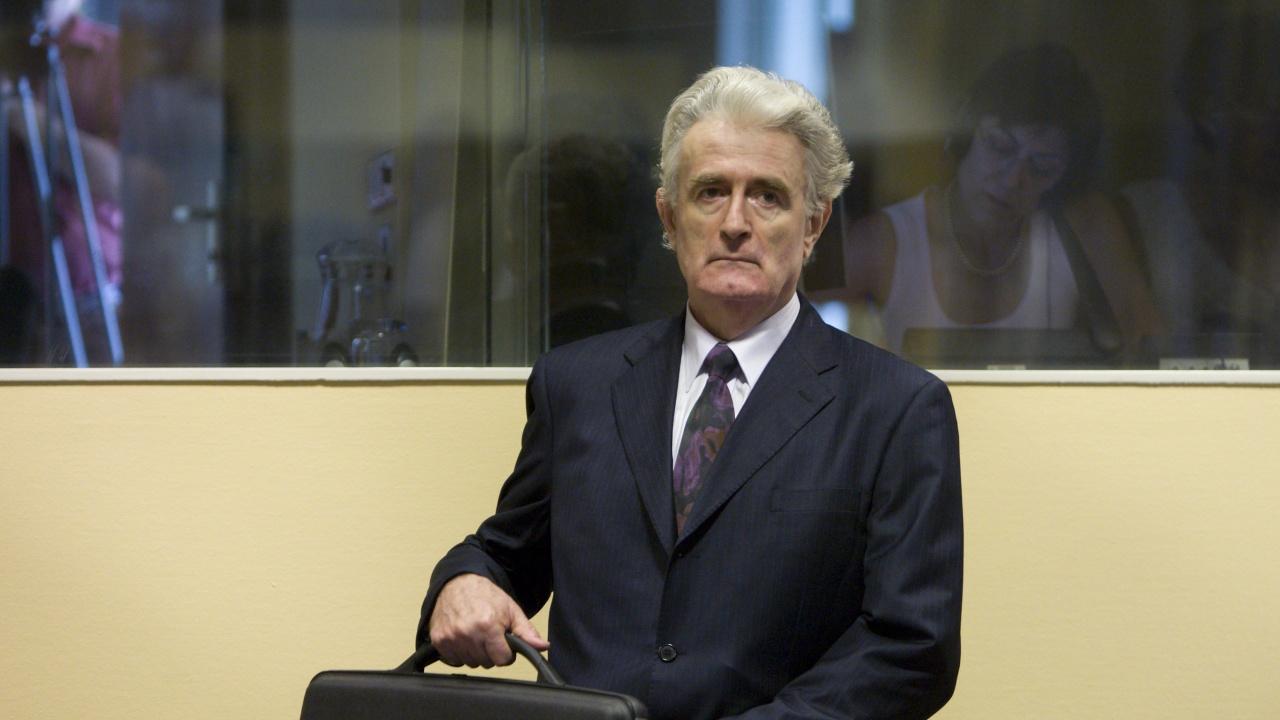 Радован Караджич ще излежава присъдата си във Великобритания
