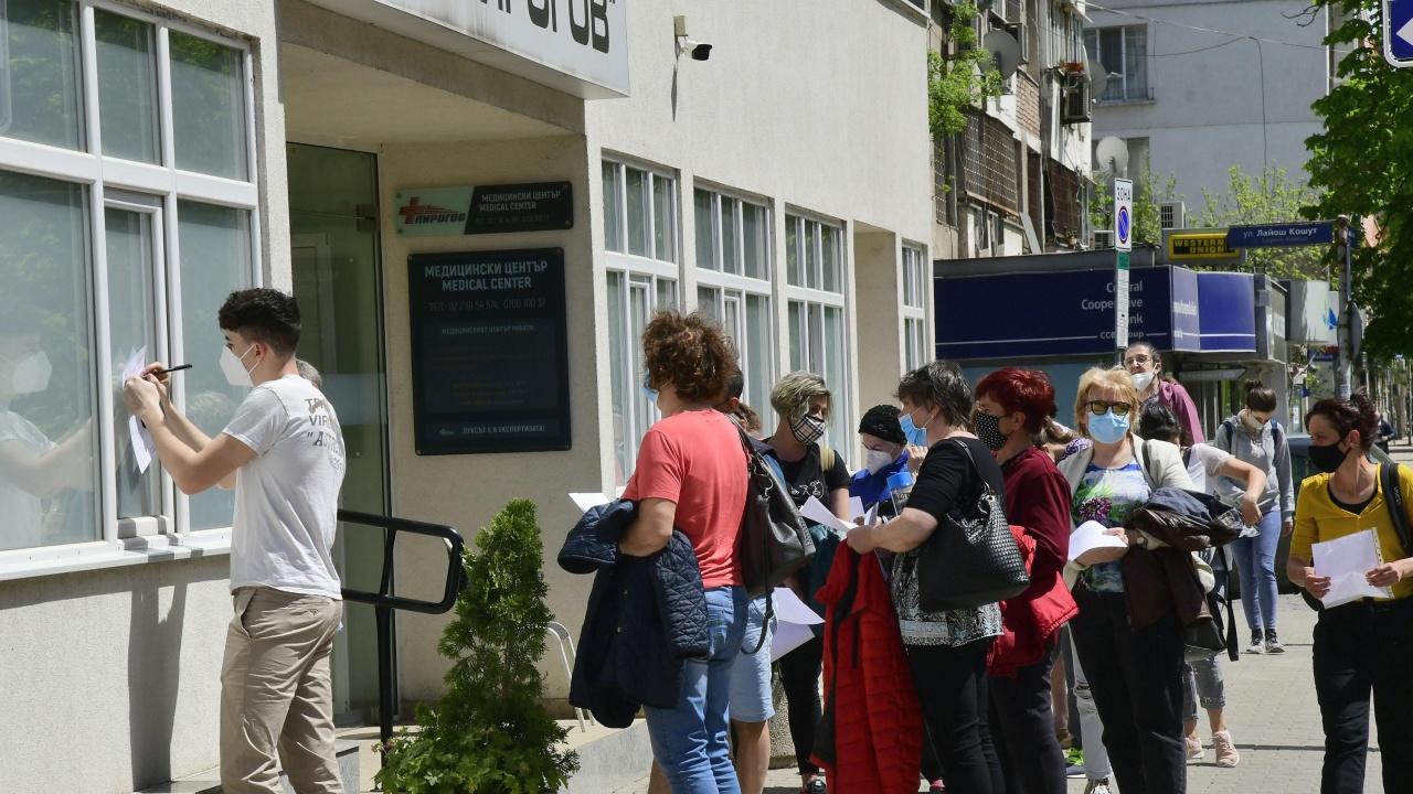 Зелени коридори  от днес в ДКЦ във Варна
