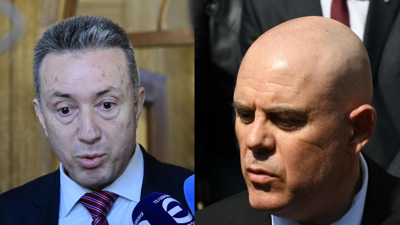 Гешев и новият правосъден министър се събраха на дебат за закриването на спецмагистратурите