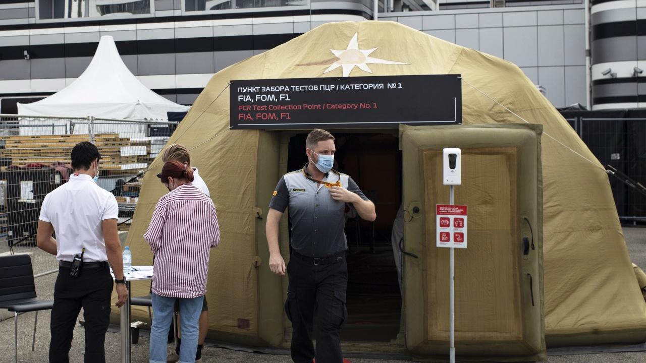 Русия регистрира първи случаи на индийския вариант на коронавируса