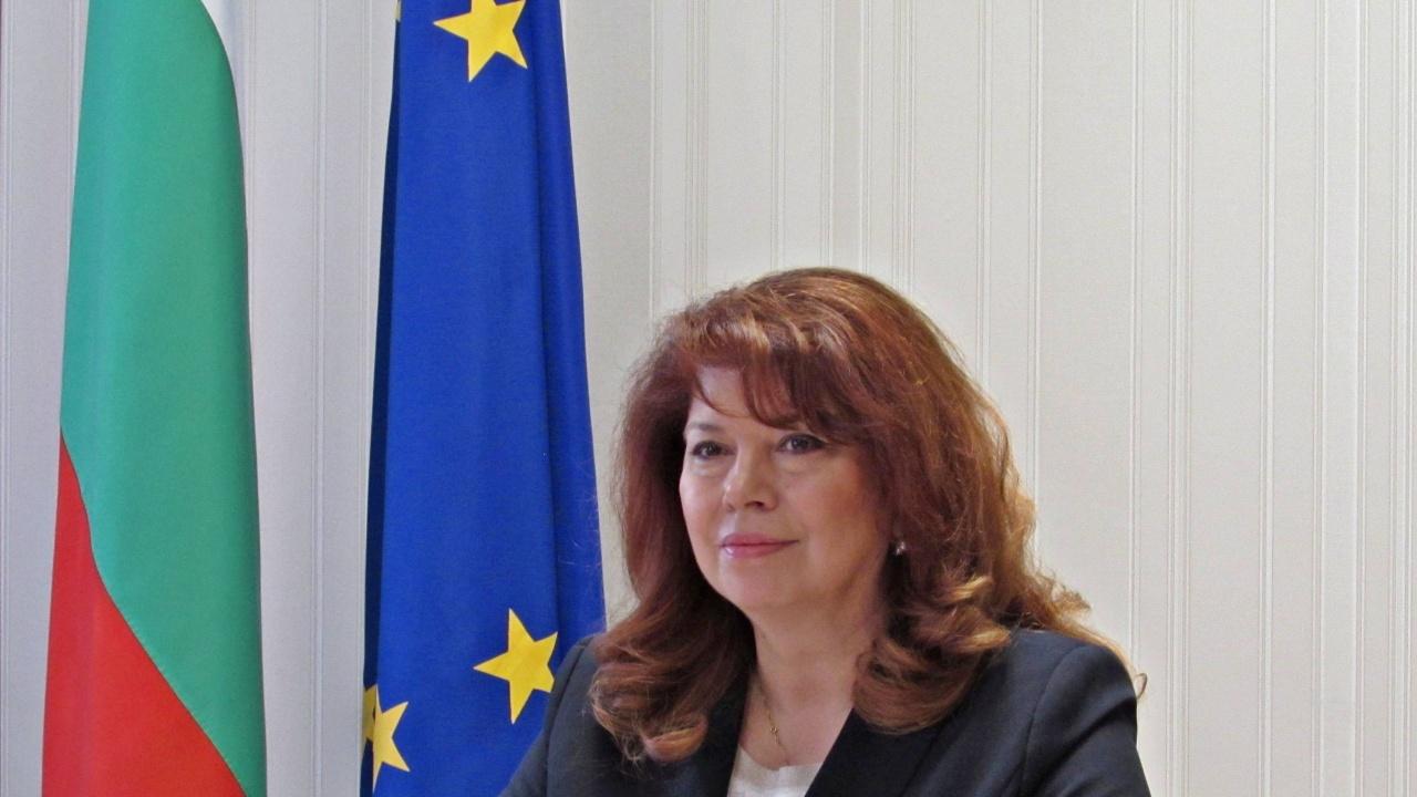 Вицепрезидентът Йотова: Европейските граждани очакват нова и резултатна политика за сигурност
