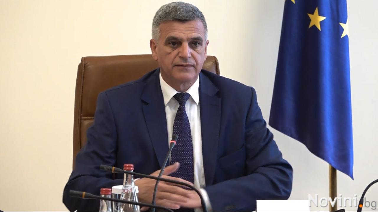 Стефан Янев увери: Всичко е под контрол, ще работим на пълни обороти