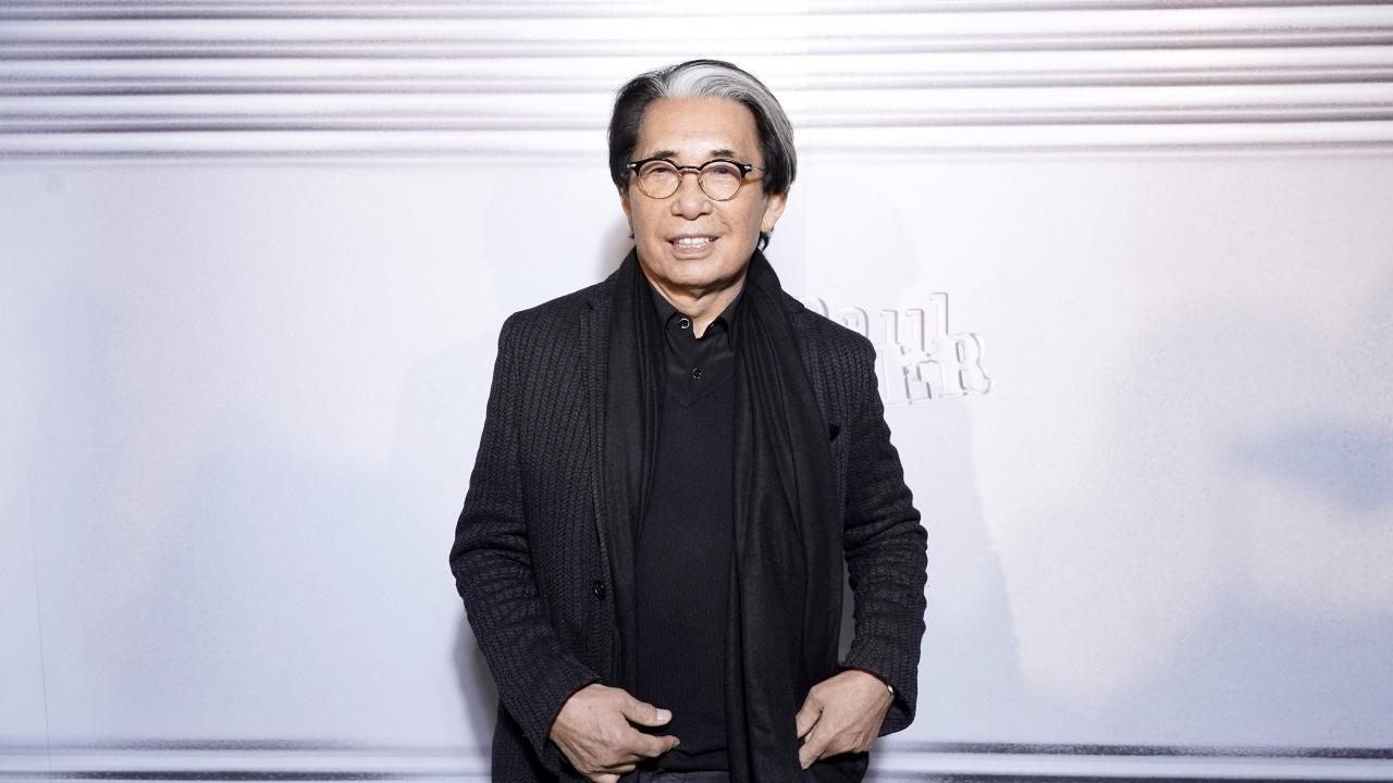 Личната колекция на дизайнера Кензо Такада беше продадена за 2,44 милиона евро