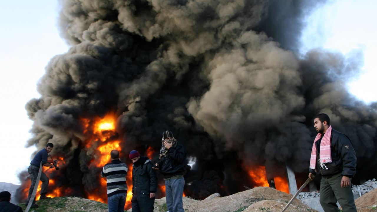 В Близкия Изток сякаш започва гражданска война