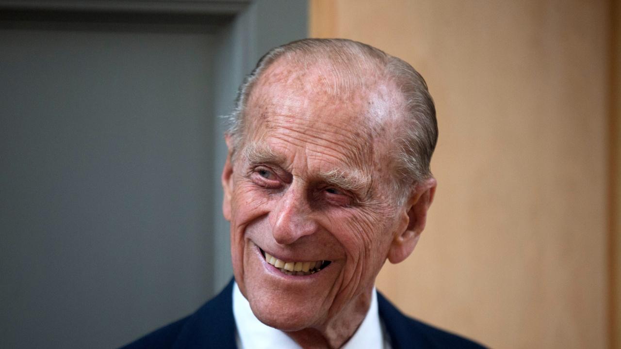 Британската Кралска поща пуска марки в памет на принц Филип