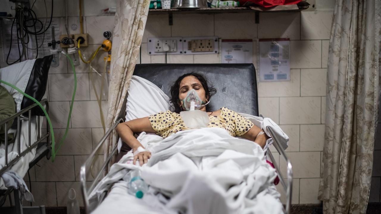 СЗО: 50% от новите случаи на COVID-19 в света идват от Индия