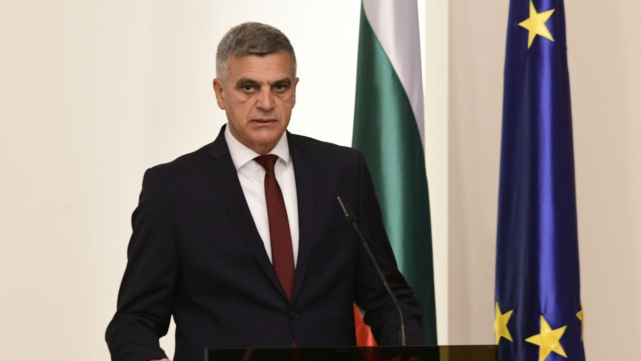 Трима зам.-министри на вътрешните работи са назначени със заповед на Янев