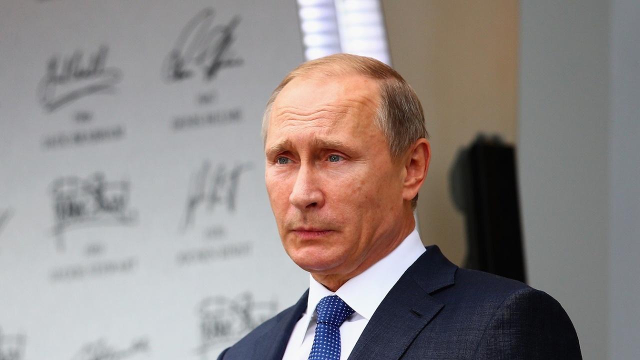 Владимир Путин коментира убийството в Татарстан