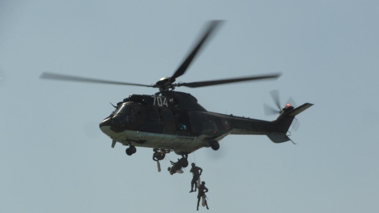 """Учението на силите за специални операции """"Trojan Footprint-South - 2021"""" демонстрира възпиращия потенциал на Алианса"""