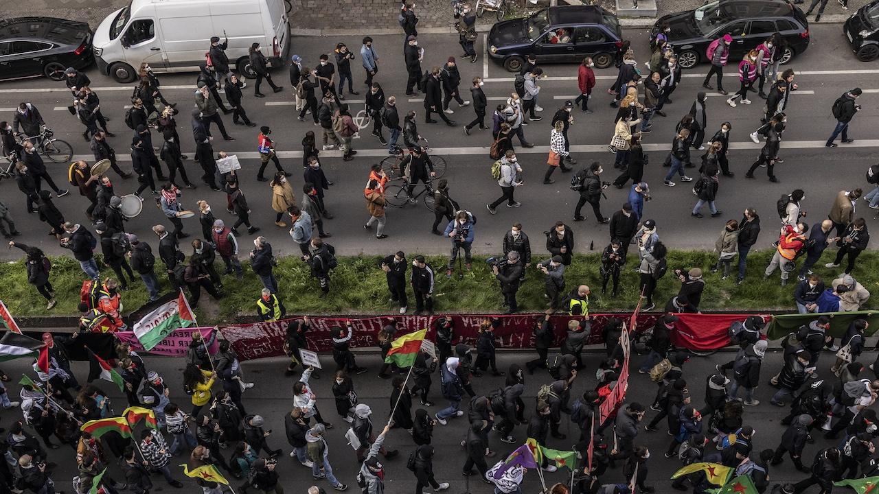 Антисемитски и антиизраелски протести имаше в няколко германски града