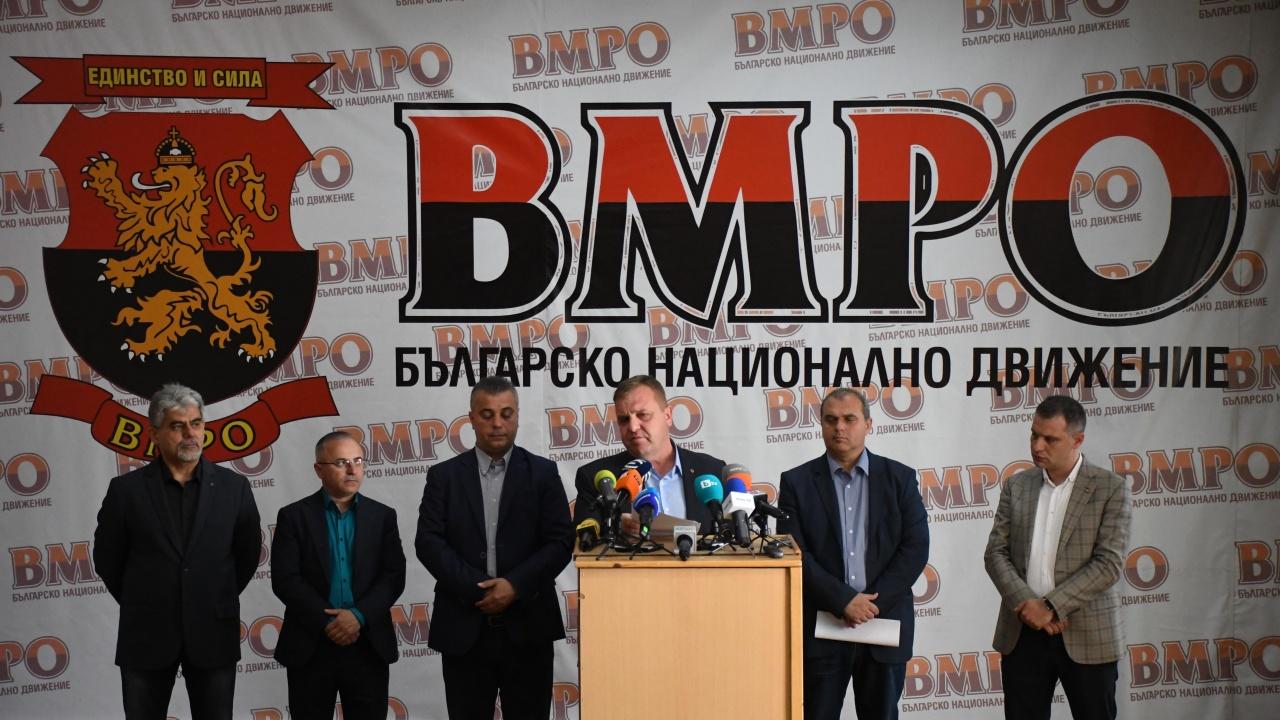 Сиди: ВМРО не иска да влезе самоцелно в следващото НС