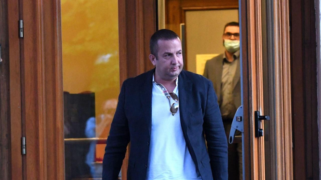 Бизнесменът Светослав Илчовски се яви на разпит в  Прокуратурата