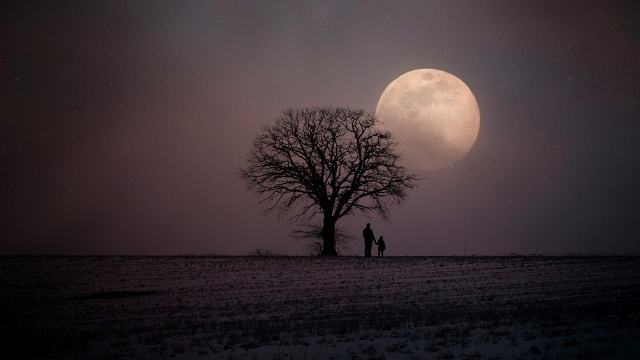 Слънце в хармоничен аспект с Нептун – романтизъм и вдъхновение