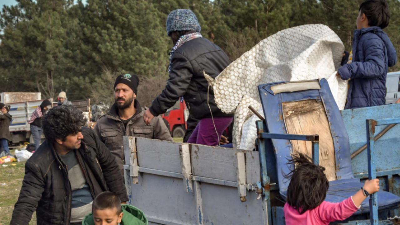 Ръст на опитите на нелегални имигранти да влязат у нас