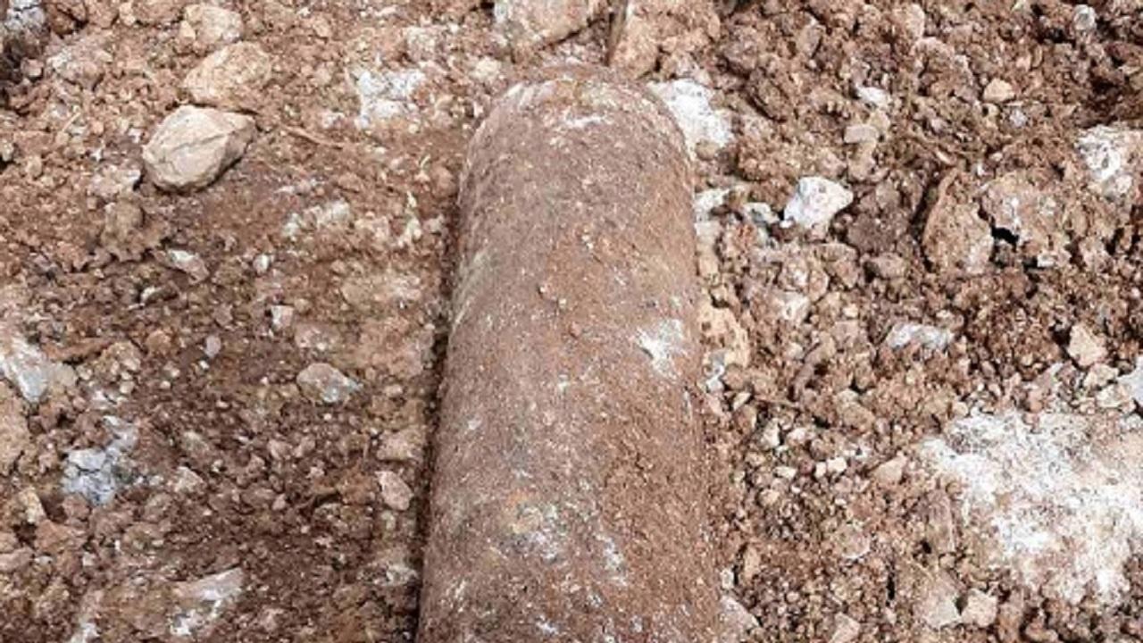 Специализиран екип от Сухопътните войски унищожи невзривен боеприпас