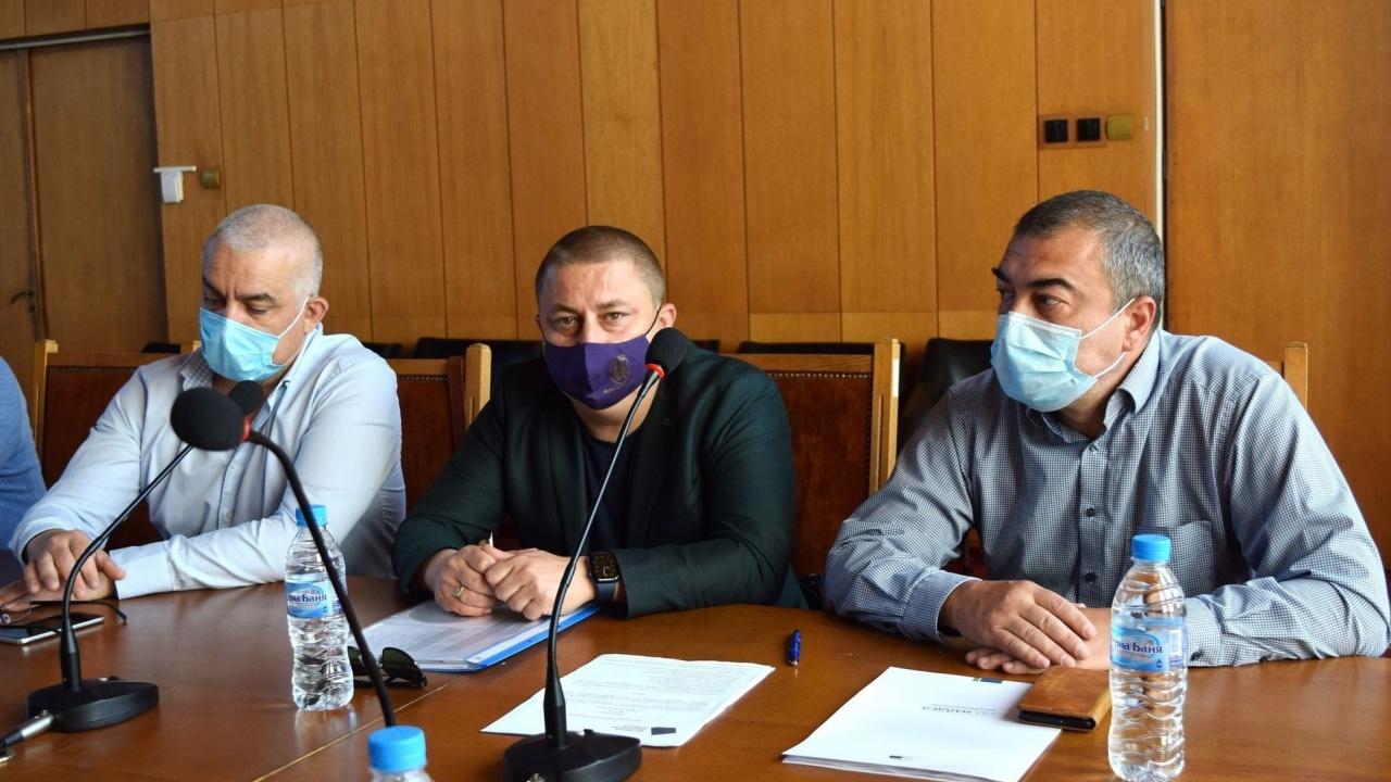 ГЕРБ иска шефското място на РИК-Велико Търново