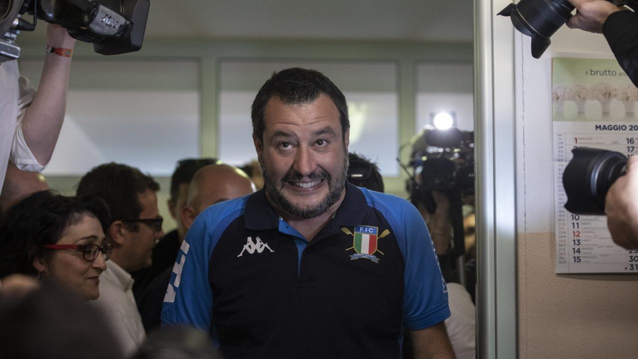 Съдия от Сицилия реши да няма процес срещу Матео Салвини заради мигранти на кораб