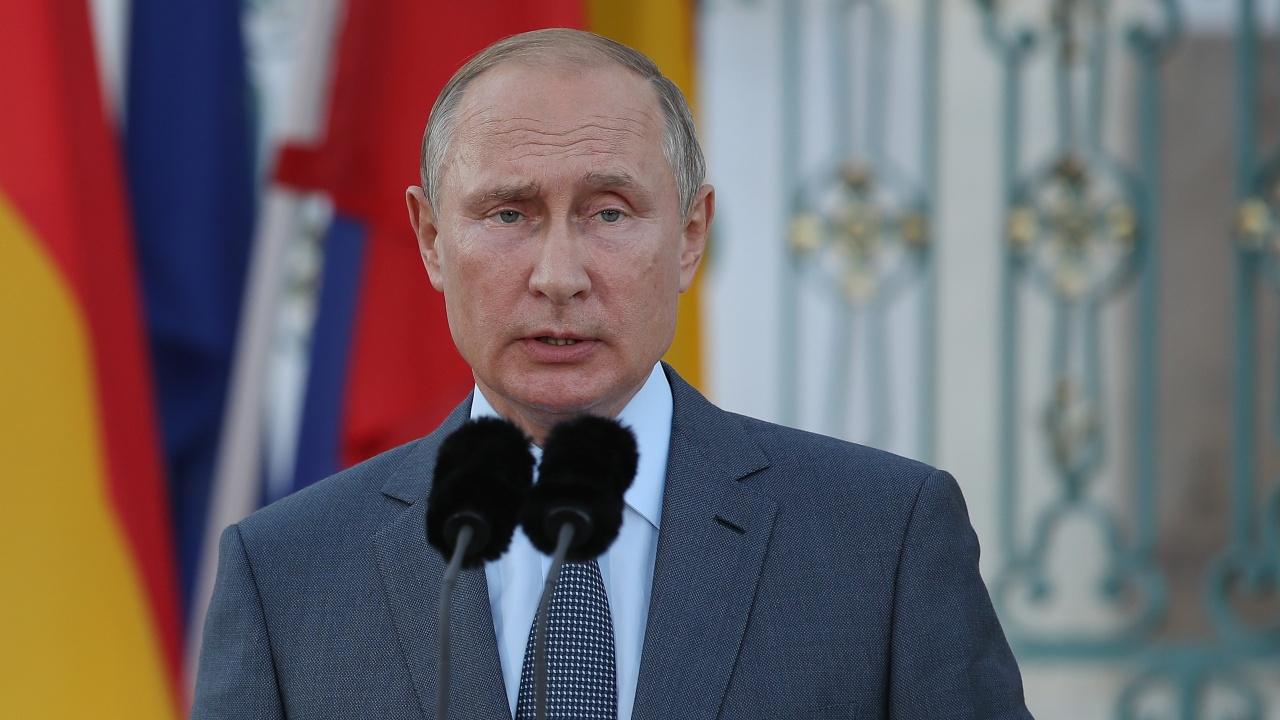 Владимир Путин: Украйна се превръща в Антирусия