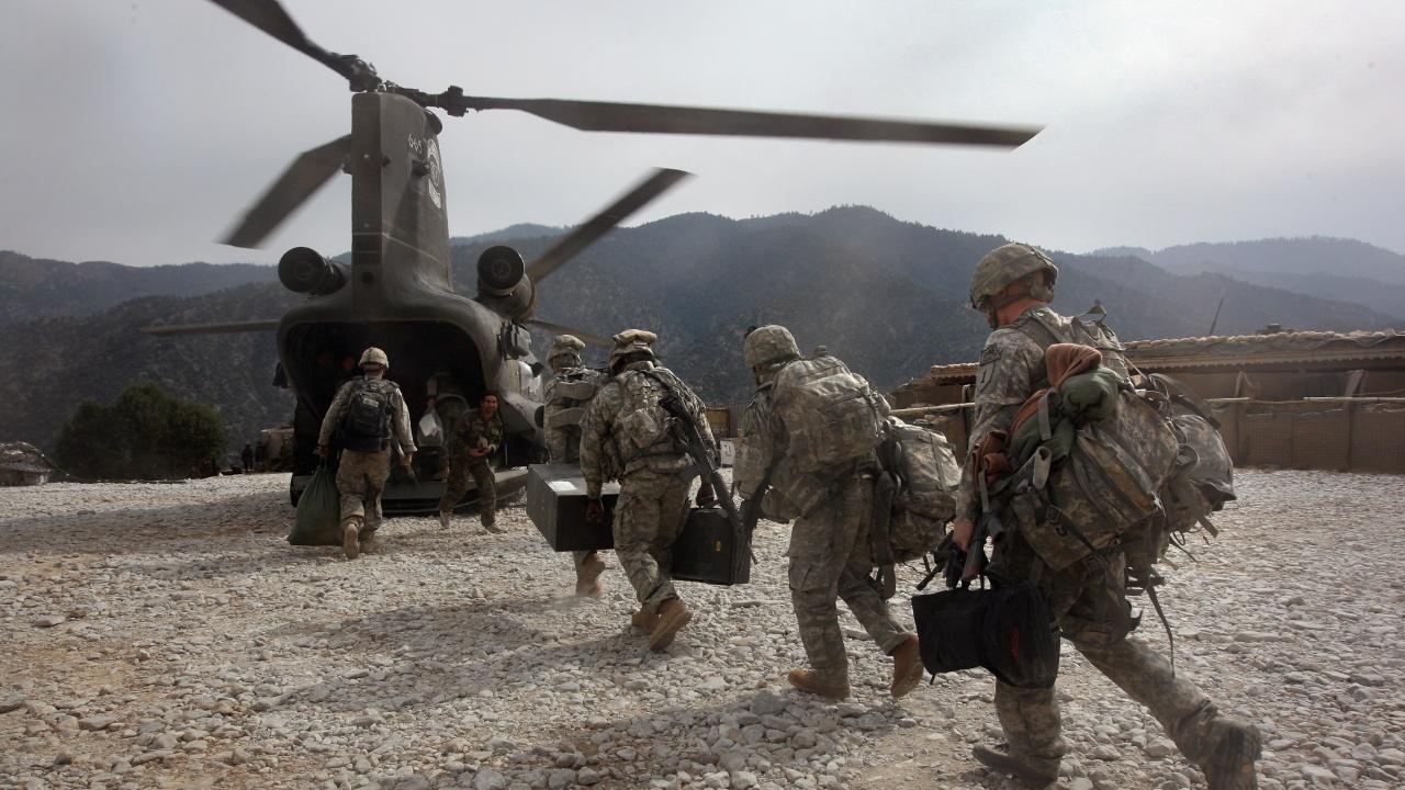 ARD: След изтеглянето си от Афганистан, САЩ ще бъдат заместени от Русия