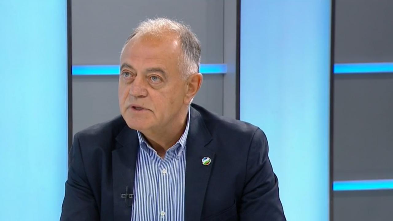 Ген. Атанасов: Много е странно, че човек от листите на Божков влиза в МВР