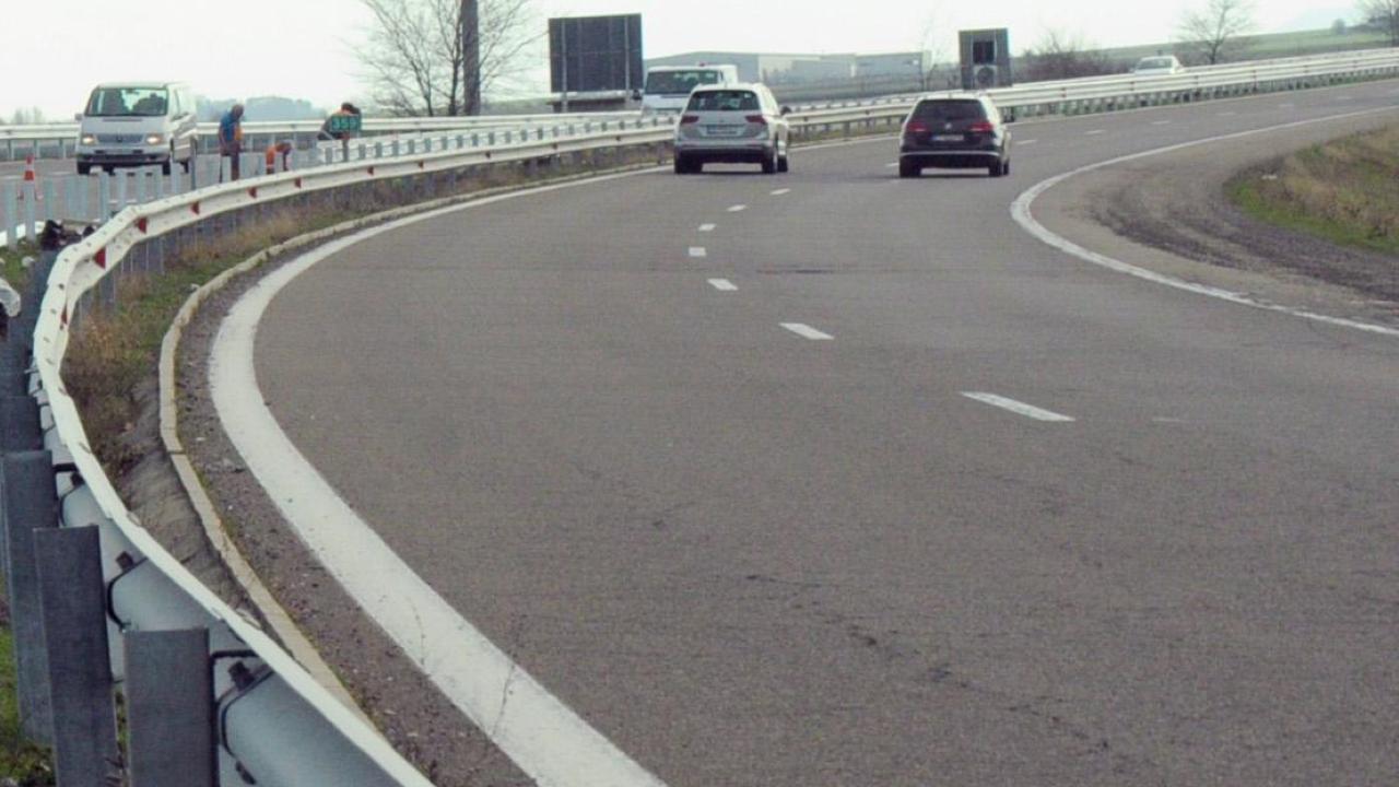 """На 15 и 16 май движението в два участъка на магистрала """"Тракия"""" ще е в една лента"""