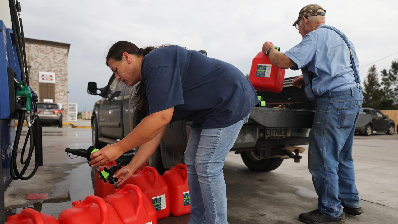 Кризата с бензина в САЩ утихва