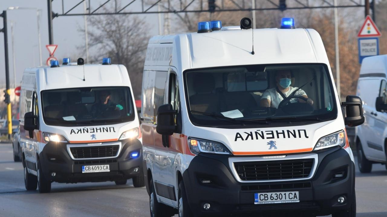 Тежка катастрофа край Русе,  има жертви